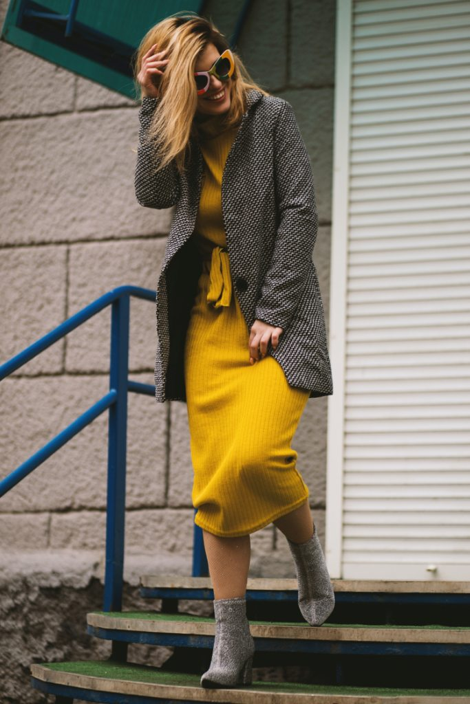 Yellow and Camel Color Styles